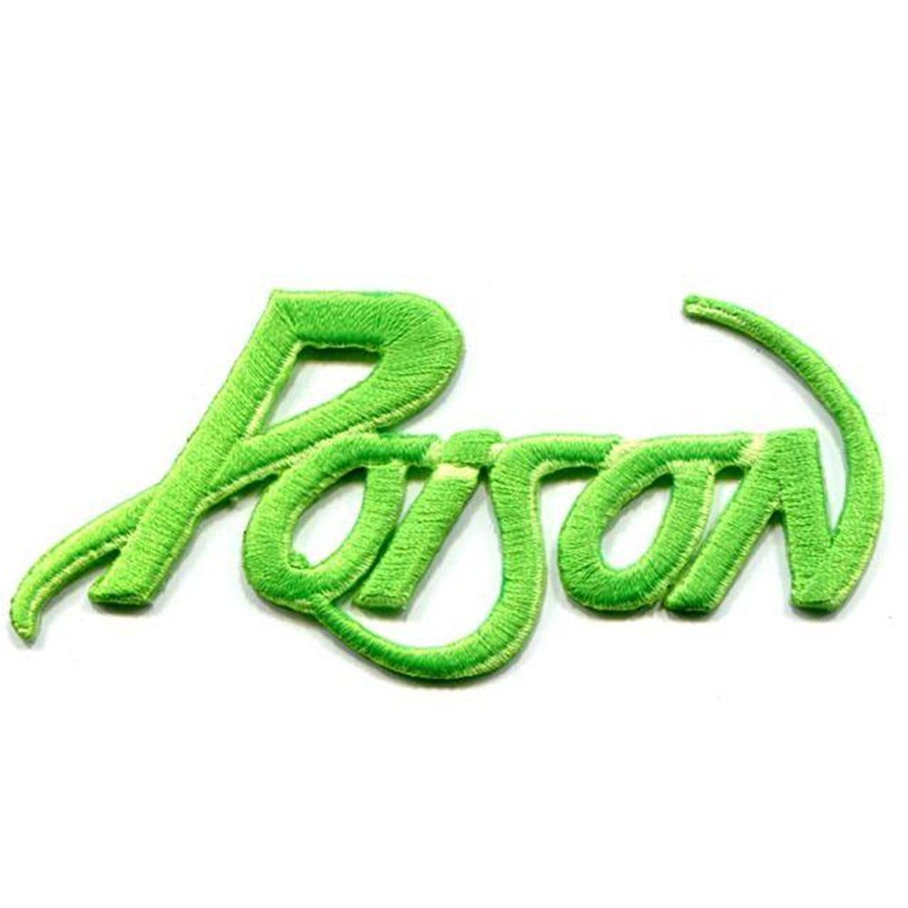 Poison Logo Patch