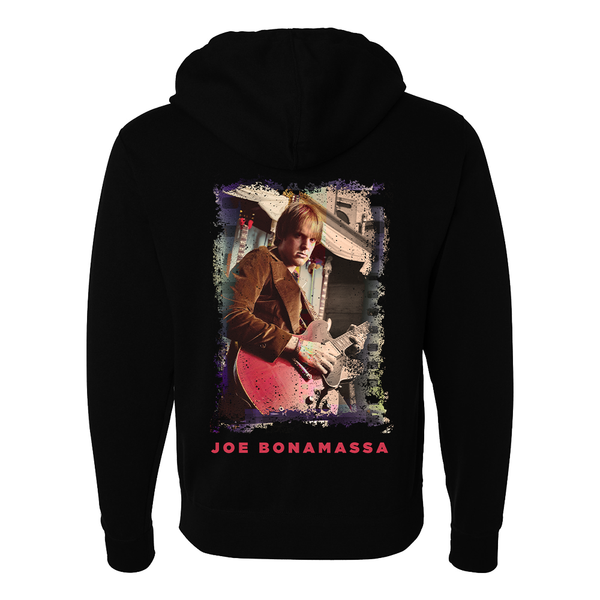 A New Day Now Portrait Hoodie Zip-Up Hoodie (Unisex) ***PRE-ORDER***