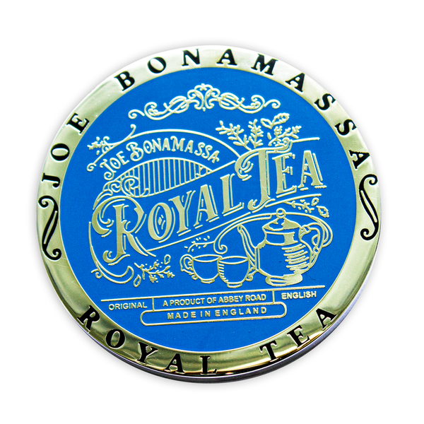 Royal Tea Challenge Coin - Silver