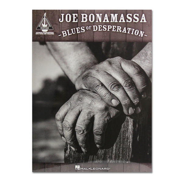 Blues of Desperation Tab Book (Released: 2016)