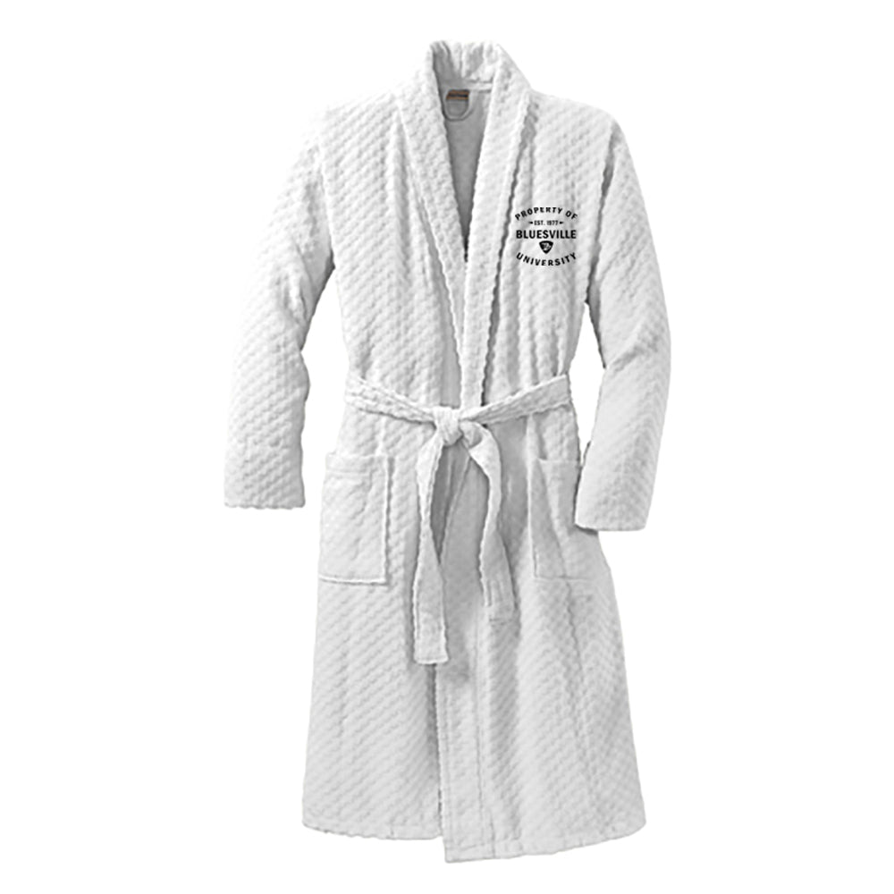 Property of Bluesville University Robe (Unisex)