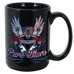 Pure Blues Mug