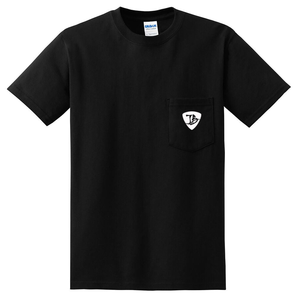 Pure Blues Pocket T-Shirt (Unisex)