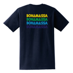 Quadamassa Pocket T-Shirt (Unisex) - Navy