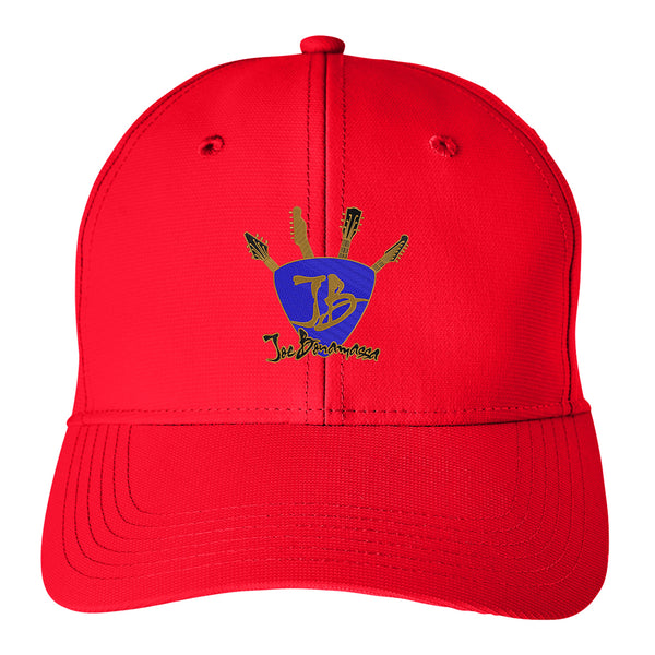 Quadzilla Puma Adjustable Hat - Red