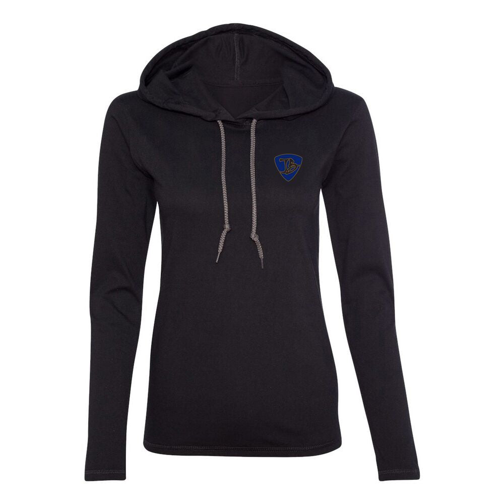 Quadzilla Hooded Long Sleeve (Women)