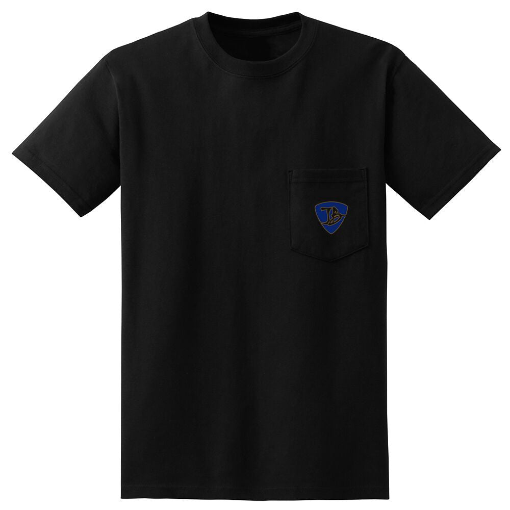 Quadzilla Pocket T-Shirt (Unisex)