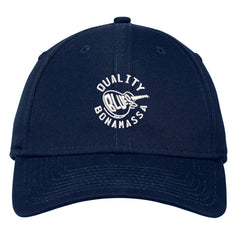 Quality Blues New Era Hat - Navy