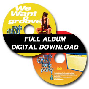Rock Candy Funk Party Full Album Digital Download