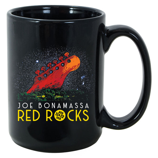 2019 Red Rocks Headstock Mug