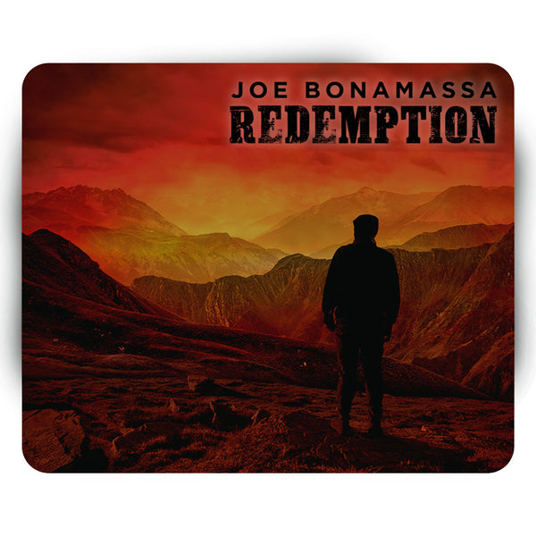Redemption Mouse Pad