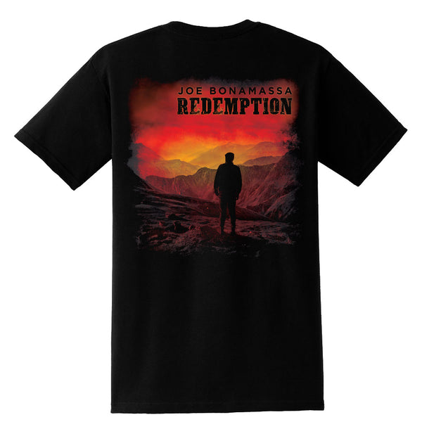 Redemption Pocket T-Shirt (Unisex)