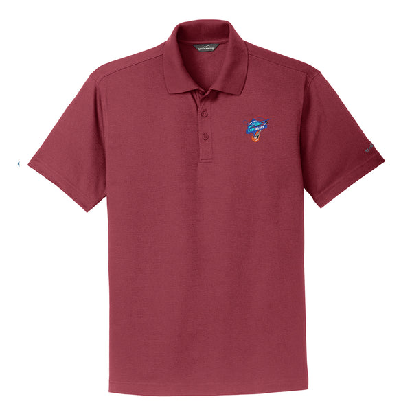 Reel Blues Eddie Bauer Performance Polo (Men) - Red