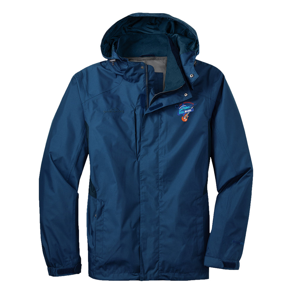 Reel Blues Eddie Bauer Rain Jacket (Men) - Blue