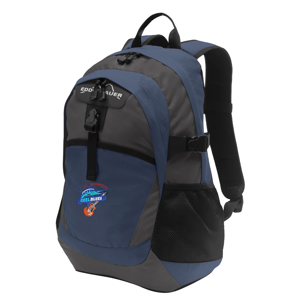 Reel Blues Eddie Bauer Backpack - Navy