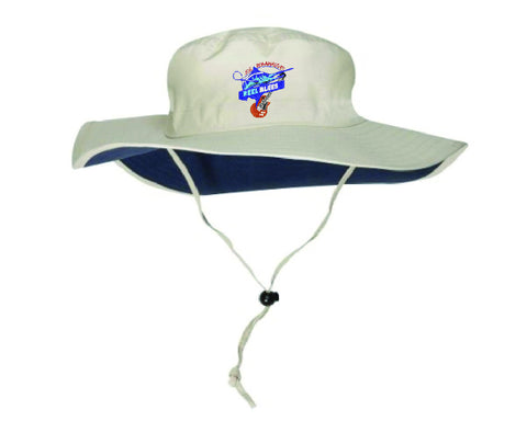 Reel Blues Outback Hat