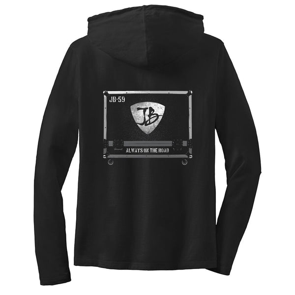 Road Case Hooded Long Sleeve (Women)