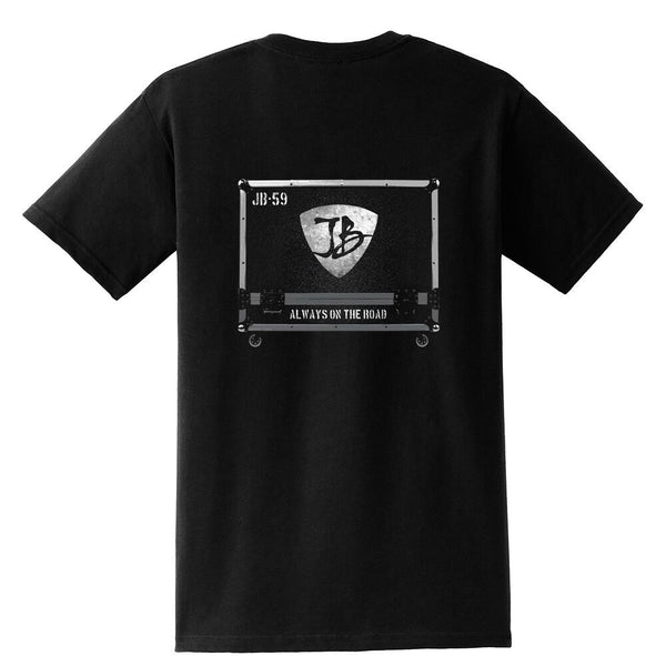 Road Case Pocket T-Shirt (Unisex)