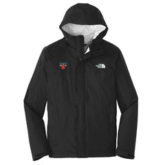 Blues Rock Triangle The North Face Rain Jacket (Men) - Black