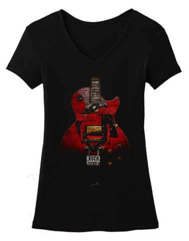 Tribut - Rock Secrets V-Neck (Women)