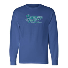 Bonamassa Rowing Team Champion Long Sleeve T-Shirt (Unisex) - Royal