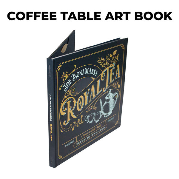 Royal Tea Art Book