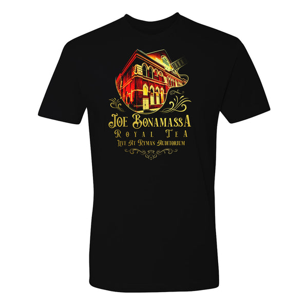 Royal Tea Live at the Ryman Auditorium T-Shirt (Unisex)
