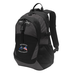 Sailin' Blues Eddie Bauer Backpack - Black