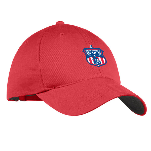 Bonamassa Blues Nike Hat - Red