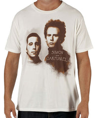 Simon & Garfunkel - Faces T-Shirt (Men)