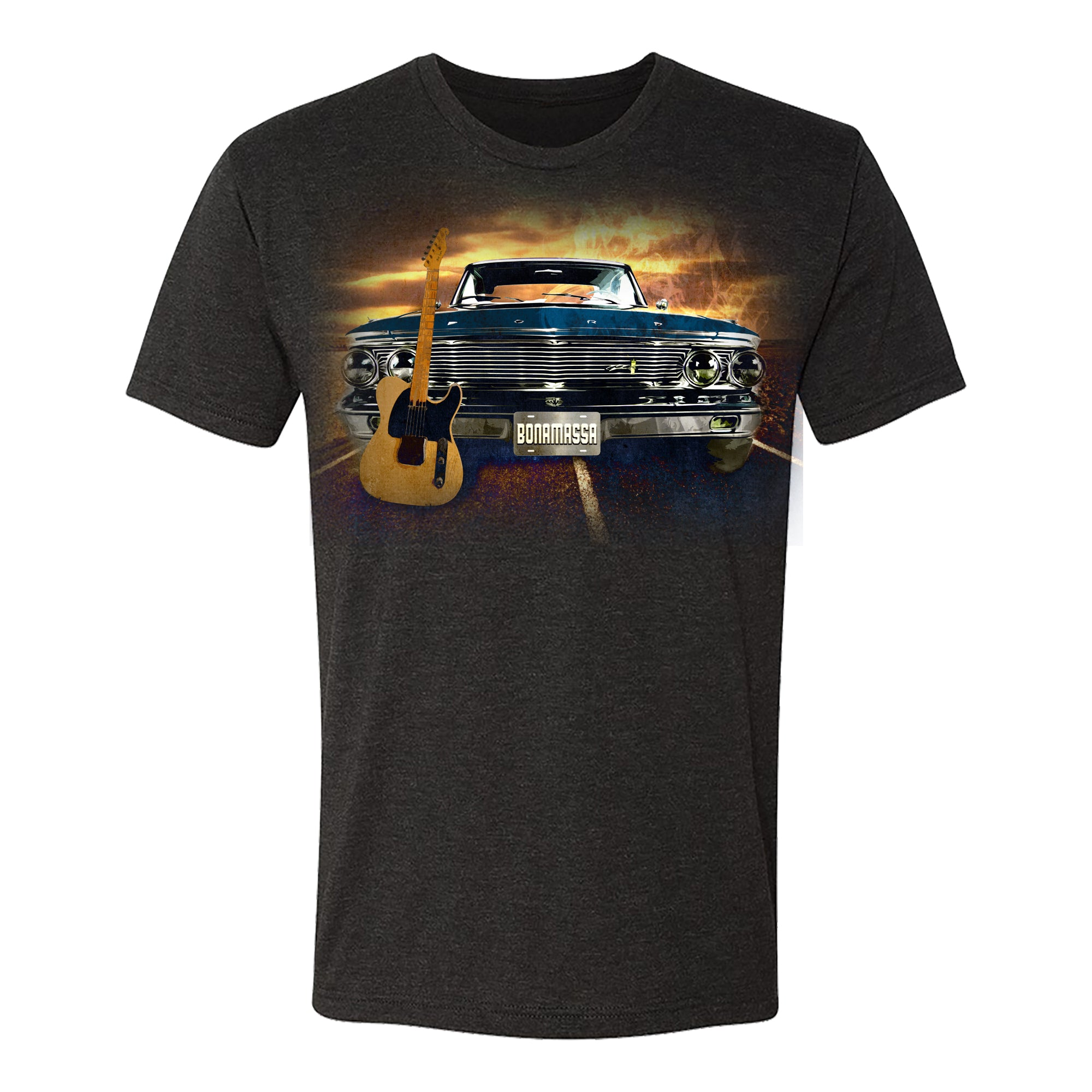 Cruisin' Blues T-Shirt (Unisex)