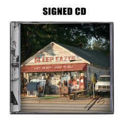 The Sleep Eazys: Easy to Buy, Hard to Sell (CD) (Released: 2020) - Hand-Signed
