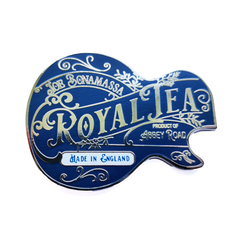 Royal Tea Guitar Pin - Limited Edition (100 pieces)