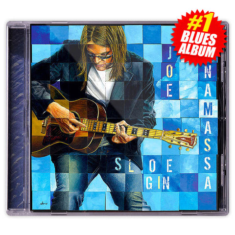 Joe Bonamassa: Sloe Gin (CD) (Released: 2007)