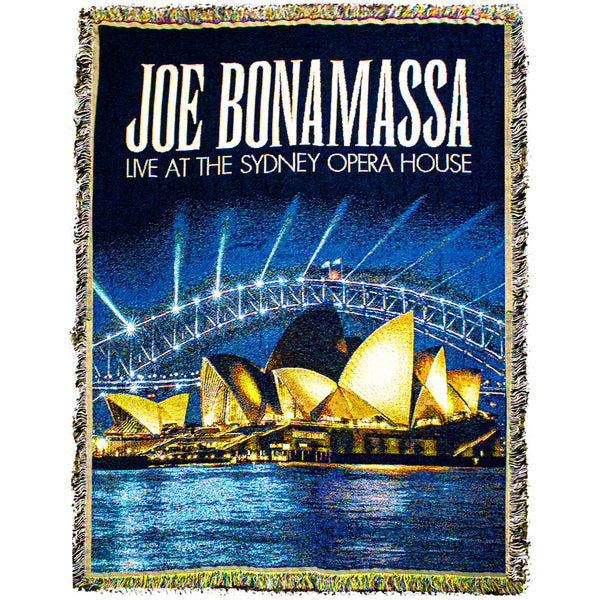 Live at the Sydney Opera House Blanket ***PRE-ORDER***
