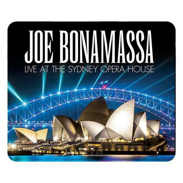 Live at the Sydney Opera House Mouse Pad
