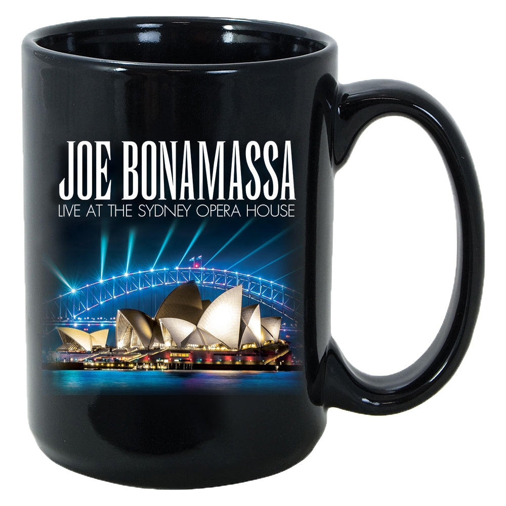 Live at the Sydney Opera House Mug