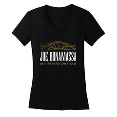 Sydney Opera House Skyline V-Neck (Women)  ***PRE-ORDER***