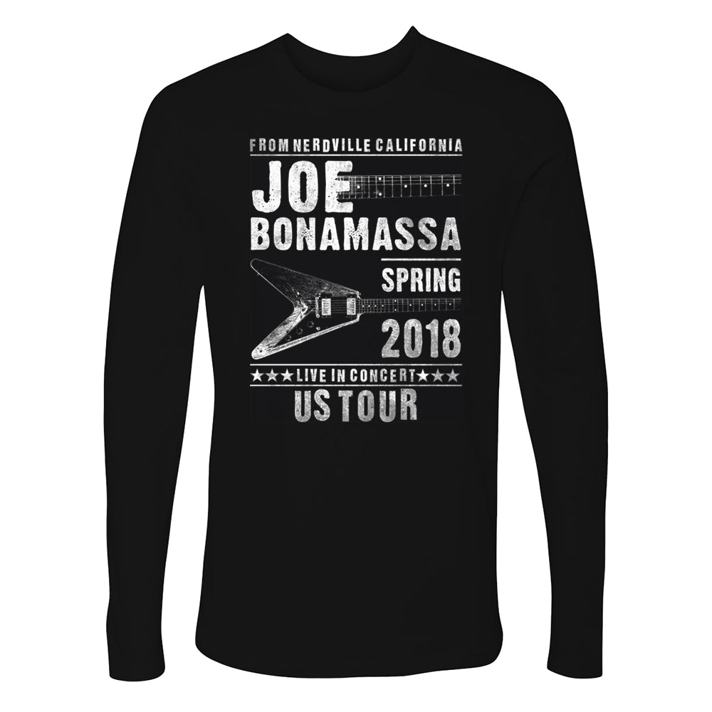 2018 U.S. Spring Tour Long Sleeve (Men)