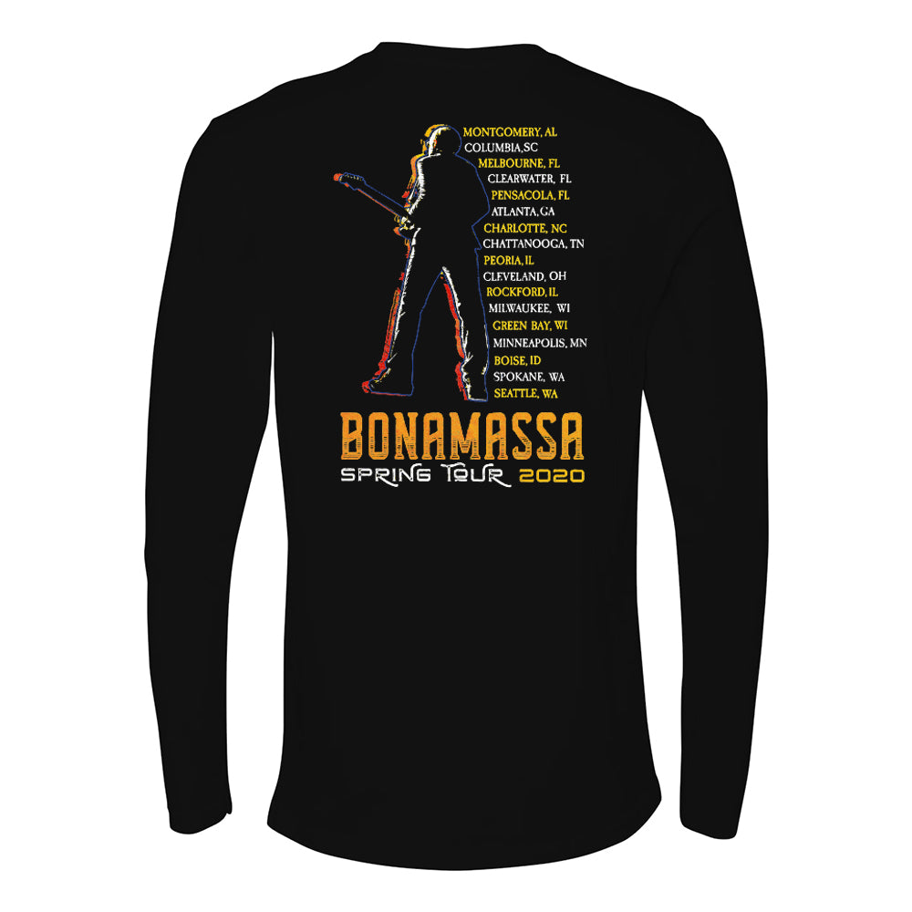 2020 Spring Tour Long Sleeve (Men)