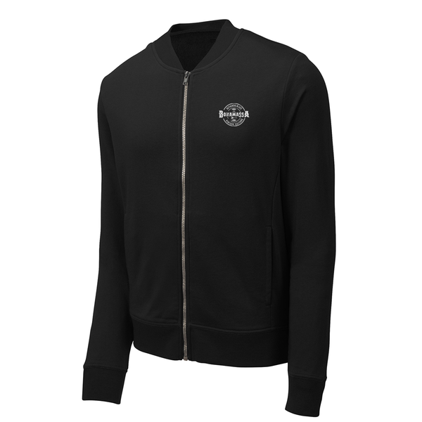 Authentic Blues Lightweight Bomber (Men) - Black