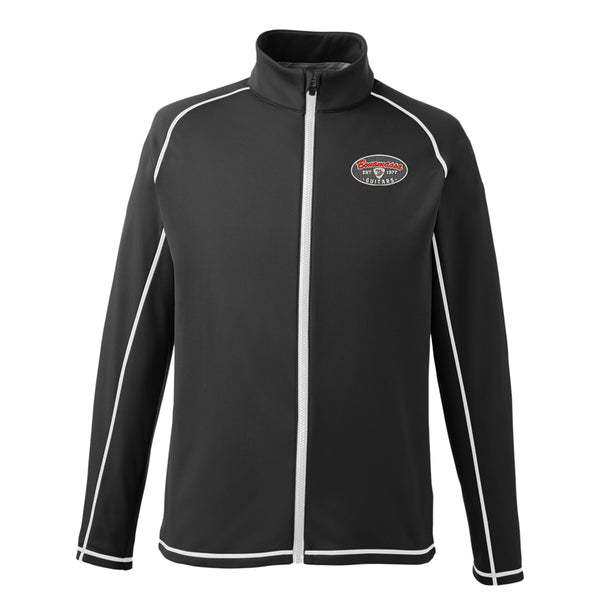 The Stamp Puma Zip-Up Jacket (Men) - Black