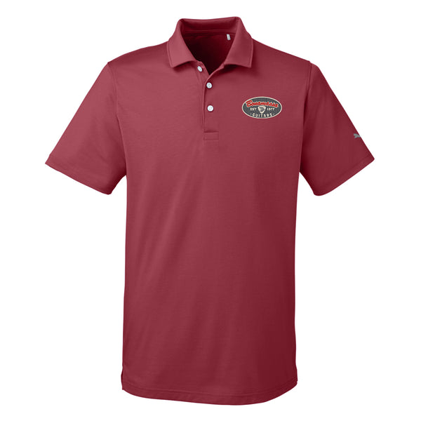 The Stamp Puma Polo (Men) - Cabernet