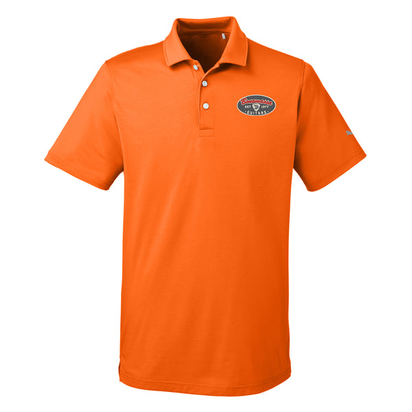The Stamp Puma Polo (Men) - Orange