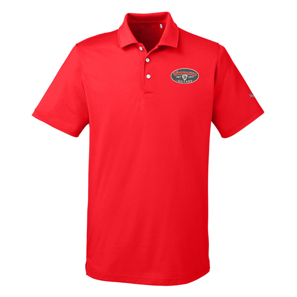 The Stamp Puma Polo (Men) - Red