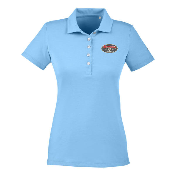 The Stamp Puma Polo (Women) - Light Blue