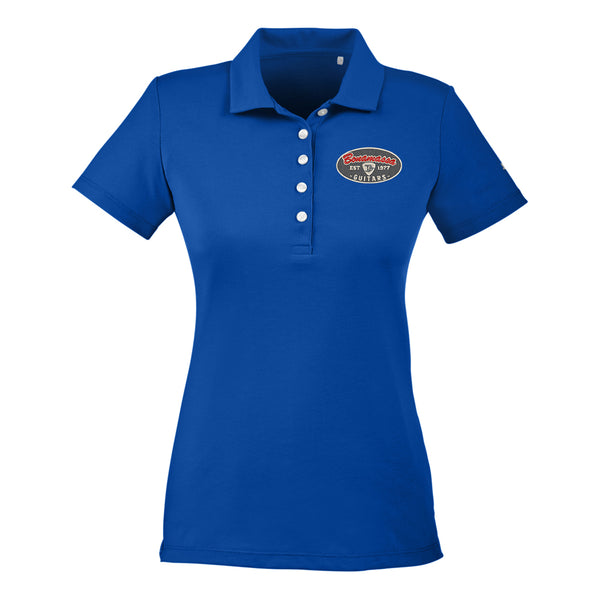 The Stamp Puma Polo (Women) - Royal