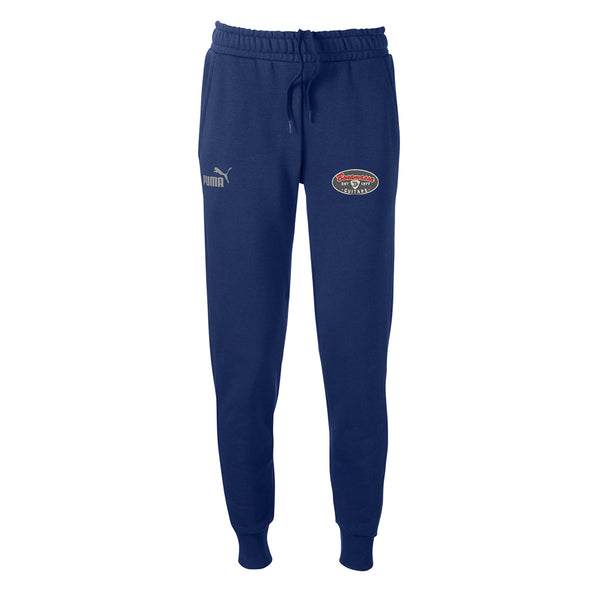The Stamp Puma Joggers (Unisex) - Navy