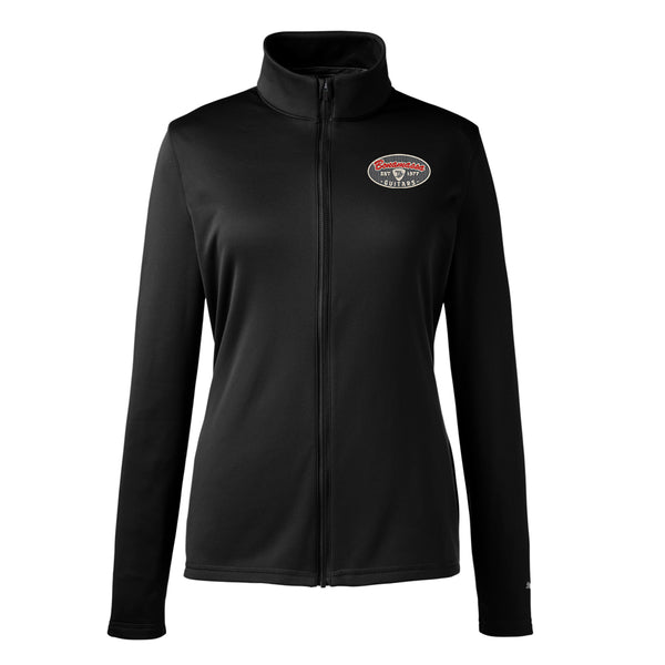 The Stamp Puma Zip-Up Jacket (Women) - Black