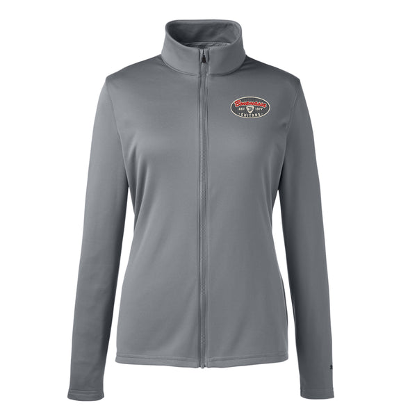 The Stamp Puma Zip-Up Jacket (Women) - Grey